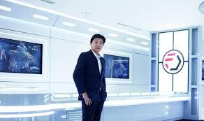 fusionex founder